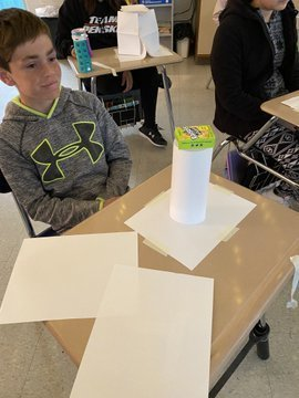5th and 6th Grade Tower Building